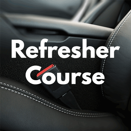 refresher driving lessons in Richmond, West London
